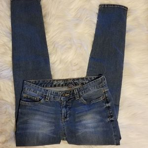 Tommy Hilfiger mid-rise Curvy Skinny jeans (4)